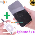 No 1 Quality Qi Wireless Charger Kit Charging Pad Charger Receiver For Iphone 5 5S 5C