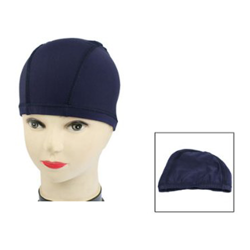 SAF Hot Adults Sport Polyester Elastic Fiber Elastic Dome Shape Swim Cap(China (Mainland))