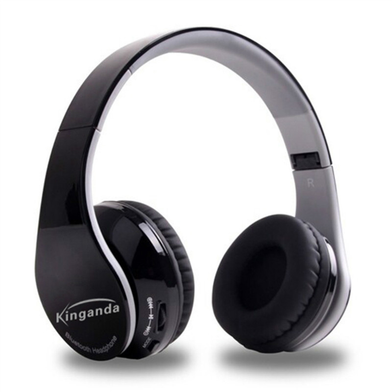 buy wireless bluetooth headphone headset bt513 earphone with microphone for. Black Bedroom Furniture Sets. Home Design Ideas