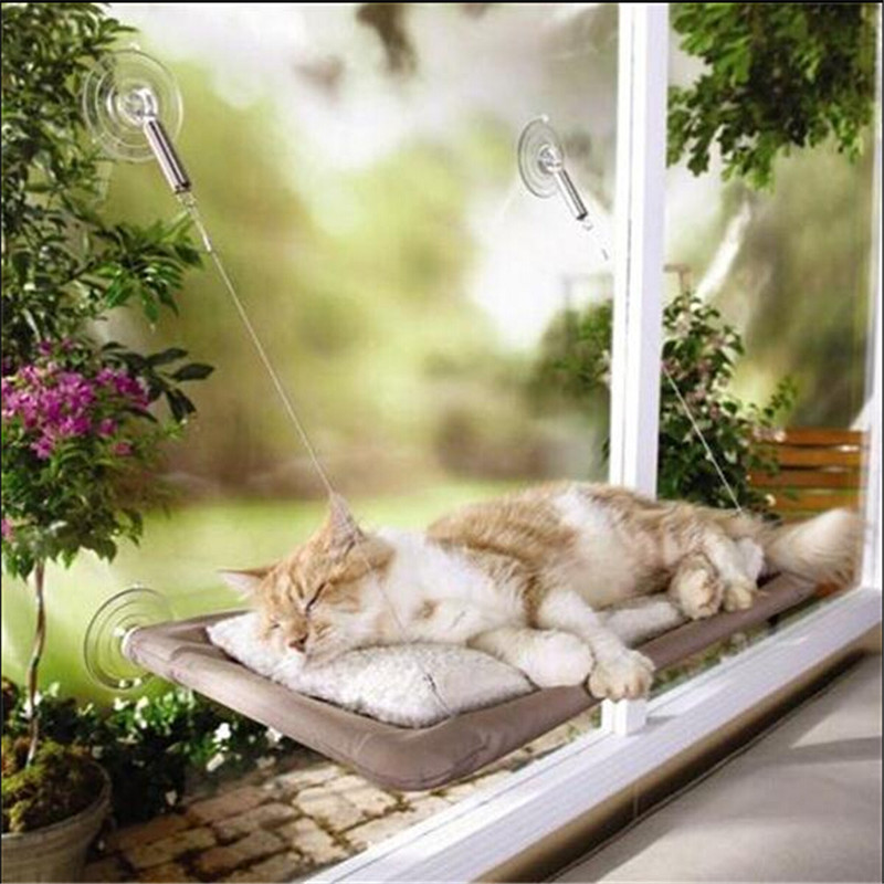 TV show pets products Cat hammock pet bed house hammock cat sucker products supplies FH079(China (Mainland))