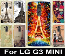 Buy Eiffel Tower Soft TPU & Hard P Cell Phone Cases LG Optimus G3S G3 Mini Bag G3 Beat D728 5.0 Housing Covers Skin Shell Hood for $1.66 in AliExpress store