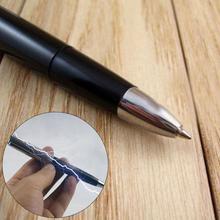 Electric Shock Pen Gag Prank Novelty Trick Fun Funny Gadgt Shocking Toy(China (Mainland))