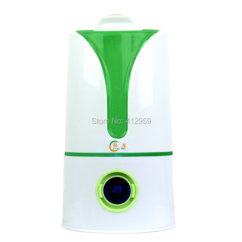 The air purification humidifier LCD timing filtering humidifier with temperature and humidity display humidifier wholesale<br><br>Aliexpress