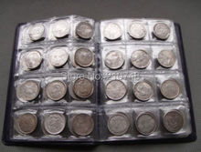 Collect Old Chinese Handwork Miao Silver Carving 120 Piece Souvenir Coin(China (Mainland))