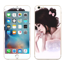 I MISS YOU Luxury Sticker for Iphone 6 6S Plus Screen Protector Anti knock iphone6 iphone6s 5.5″ smart phones cover film