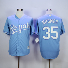 MLB Men's KANSAS CITY ROYALS BO JACKSON George Brett Jerseys(China)