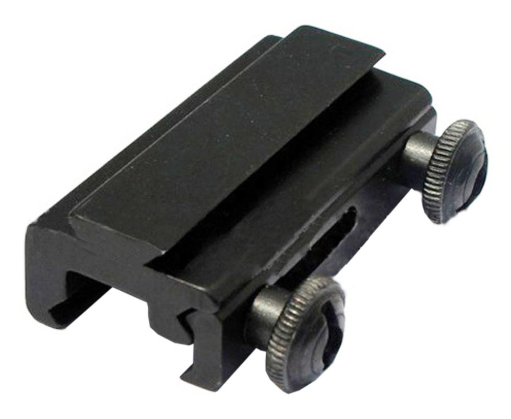 Гаджет  20mm for Dovetail to 11mm for Weaver Picatinny Rail Scope Mount Base Adapter for Hunting Gun None Спорт и развлечения