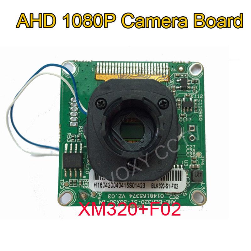 DIY 3000TVL AHD 2MP 1080P SONY IMX322 CMOS+2441H DSP Analog CCTV PCB Board Camera Module Free Shipping(China (Mainland))