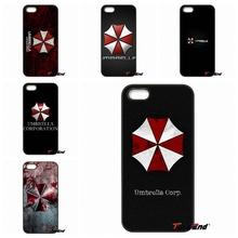 Sony Xperia Z Z1 Z2 Z3 Z5 Compact X XA XZ M2 M4 M5 C3 C4 C5 T3 E4 E5 Resident Evil Umbrella Corp Hard Phone Cover Case - Funny Cases Store store