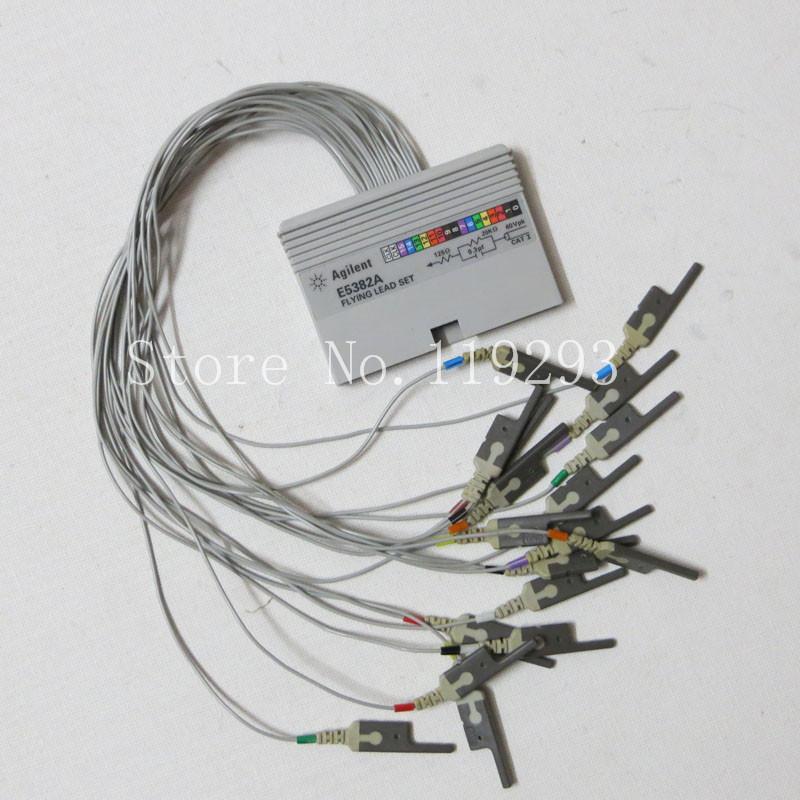 [SA]United States Agilent Agilent E5382A probe cable data cable(China (Mainland))