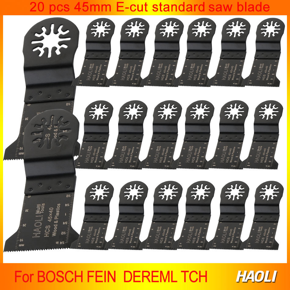 20pcs 45mm standard saw blades for renovator tool accessories as Fein multimaster,TCH, Bosch,with export quality,free shipping<br><br>Aliexpress