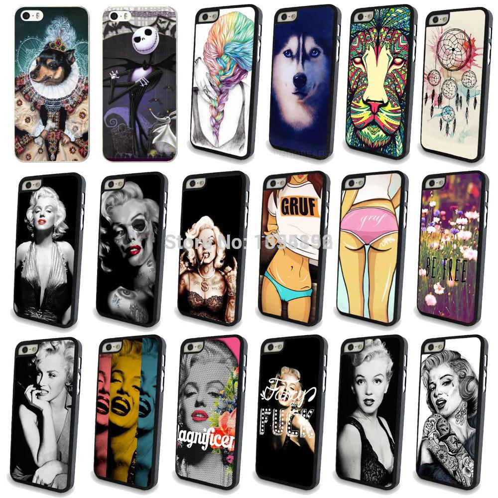 2015 New Arrival Popular Cases For SONY L36H L39H Xperia Z3 Sexy Marilyn Monroe Smile Jack Christmas Night Covers For LG NEXUS 5(China (Mainland))