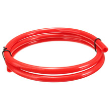 Brand 1M Red Motorcycle Dirt Bike Fuel Gas Oil Delivery Tube Hose Line Petrol Pipe 5mm I/D 8mm O/D(China (Mainland))