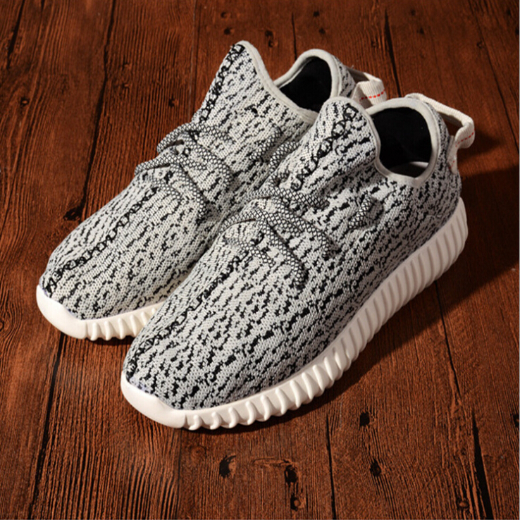 2015 Brand Fahion Shoes KANYE WEST YEEZY 350 BOOST Running Shoes High Quality Breathable Shoes For Running&Walking Sport Shoes(China (Mainland))
