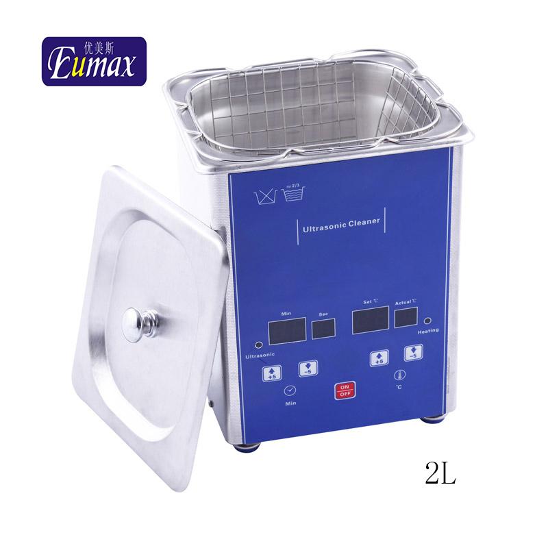 jewellery ultrasonic cleaner 2L UD50SH-2L eumax ultrasonic cleaner with heating(Hong Kong)