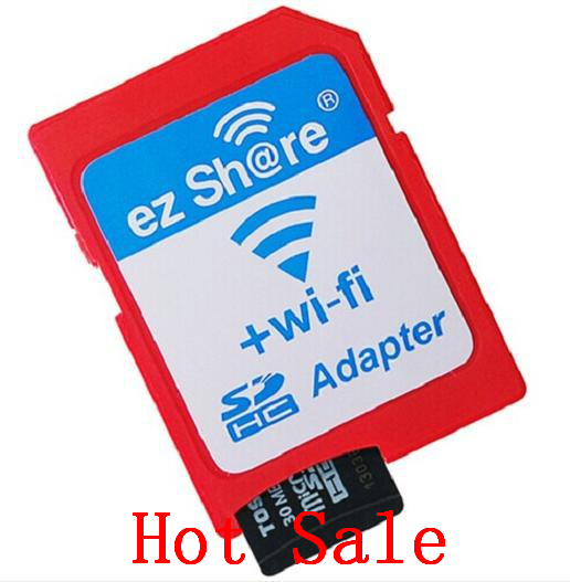 2016 EZ Share Wireless SD Card Reader Adapter WIFI Hot Sale Micro SD New Arrival Card Reader(China (Mainland))