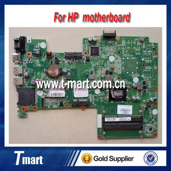 for hp 15 701697-501 laptop motherboard intel Integrated with I3-2377M working well and full tested<br><br>Aliexpress