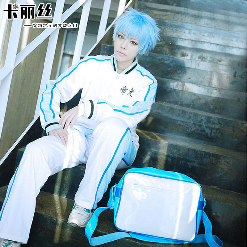 is uniform and the emperor of the school of light uniform is middle school Cosplay basketball sportswear Callies(China (Mainland))