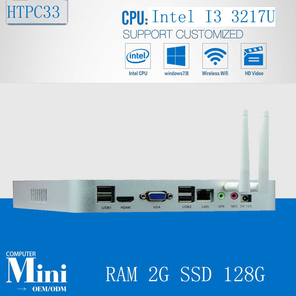 Hot sell cheap windows laptop with Intel i3 3217U 1.8Ghz CPU Suitable for all Live Channel Multi Media Center 2G RAM 128G SSD(China (Mainland))