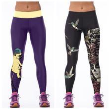 Hot Joggers Women Running Sport Fitness High Waist Pants Leggings Trousers 15 Colors New(China (Mainland))
