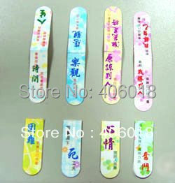 Low price and fast delivery magnetic bookmarks for books --- DH2430(China (Mainland))