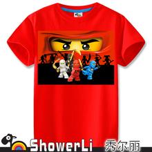 short sleeve children t shirt, boys girls t shirt kids wear heroR ultron yellow clothes hulk iron man thor captain American(China (Mainland))