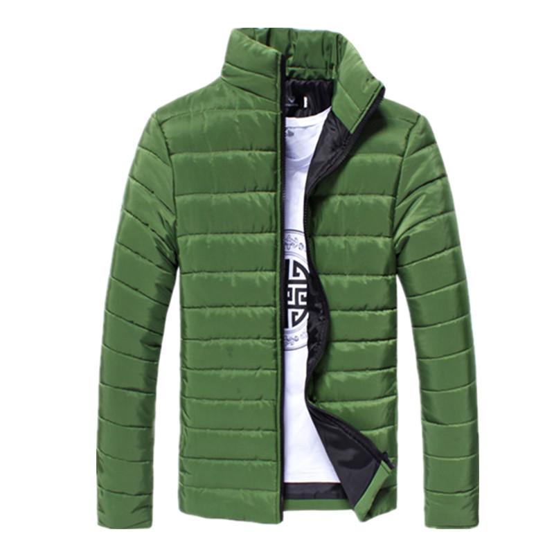 Mens Jackets And Coats Casual Jacket Men Clothes Cotton Denim Jacket Solid Zipper Outdoor Coat Men
