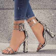 2017 Newest Women Sandals Thick High Heels Shoes Sexy Transparent Ankle Sandals Sandalias Mujer for Ladies Pumps PA912509(China (Mainland))