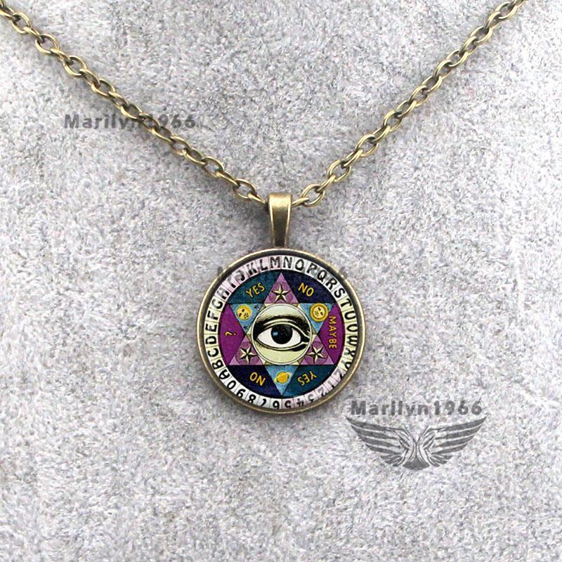 illuminati necklace untara elkona
