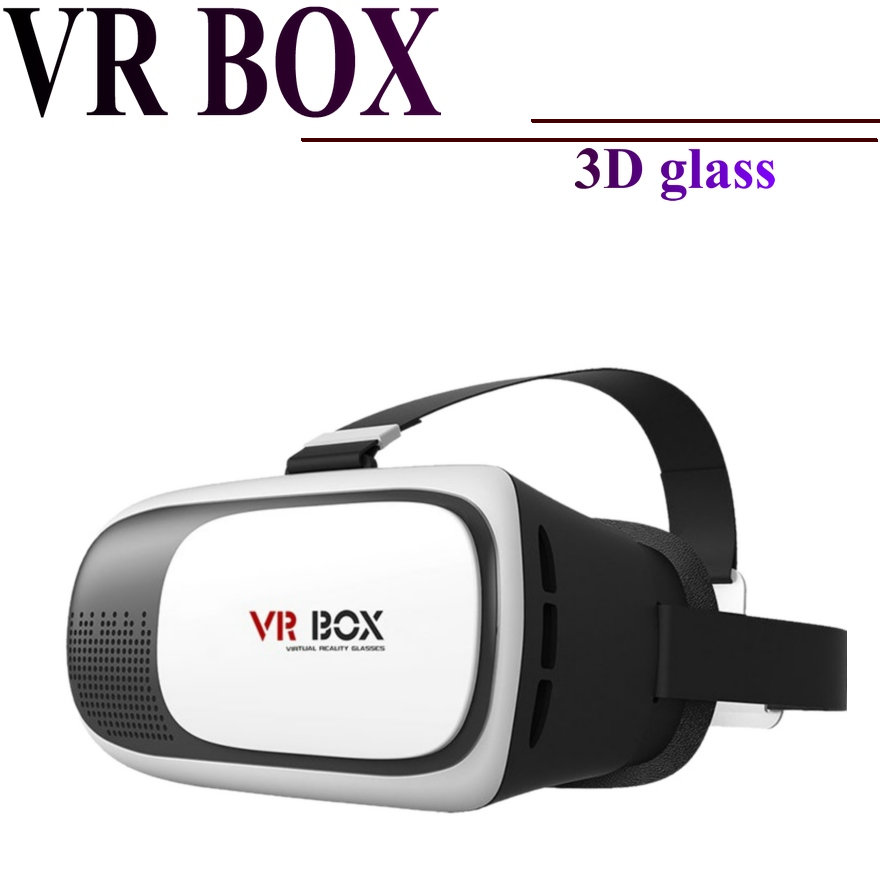 HOT Google cardboard VR BOX II 2.0 Version VR Virtual Reality 3D Glasses For 3.5 - 6.0 inch Smartphone+Bluetooth Controller 1.0<br><br>Aliexpress