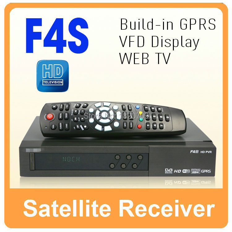 1PC FREE SHIPPING SKYBOX F4S /Built-in GPRS/ USB WIFI/ Youtube/ Youporn Skybox F3/F3S/F5S/F4S/V6/V8/V7/X6(China (Mainland))