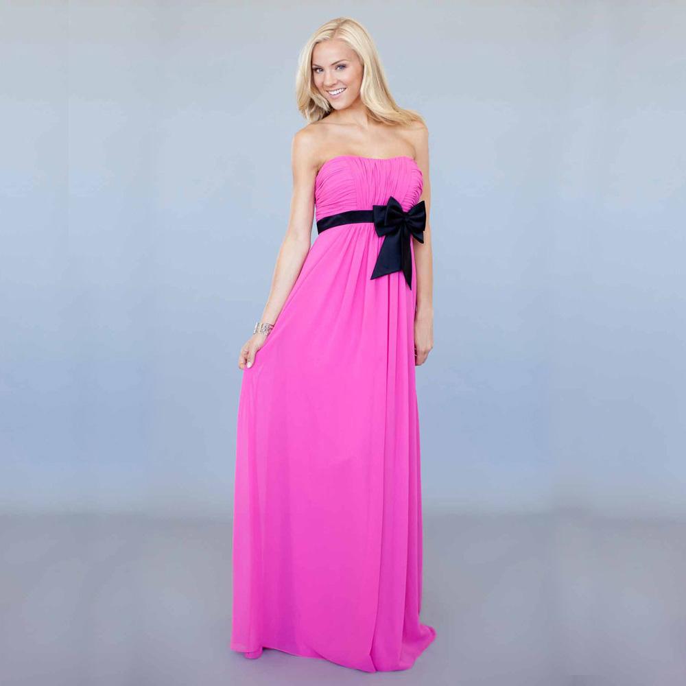 Compare prices on bridesmaid dresses fuschia online for Fuschia wedding dresses