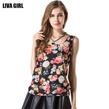 Summer style Suitable Women Tank Tops Brand Good Material Women Chiffon Sleeveless T-shirt Female Shirt blouse Soomth Tank tops(China (Mainland))