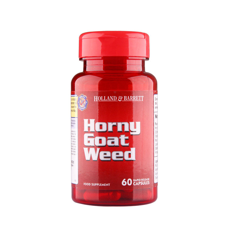 Herbal Viagra Horny Goat Weed