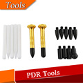 PDR Tool Aluminum Knock Down Screw on Heads Auto Body Paintless Dent Repair Tools PDR Tap