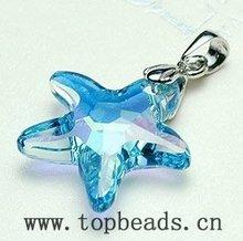 Crystal Pendant, Star Crystal Pendant, Wholesales Crystal Pendant, Chinese Crystal Pendant(China (Mainland))
