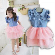 Vestido Infantil Girls Tutu