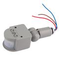 Brand New Motion Sensor Light Switch Outdoor AC 220V Automatic Infrared PIR Gray Motion Sensor Switch