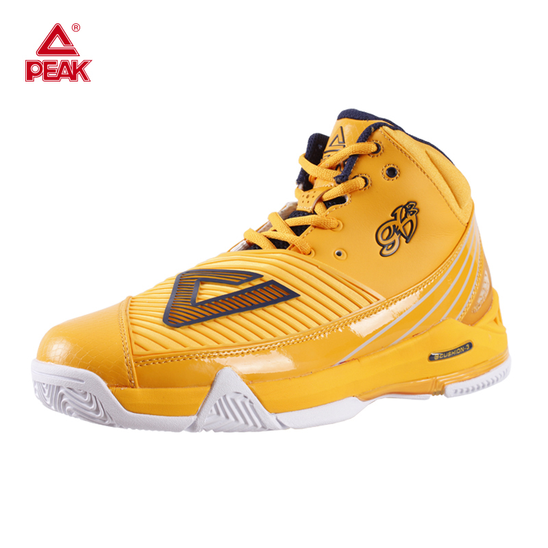 PEAK TEAM Series Brand Stars Player George Hill TRIANGLE GH3 Plus Men Basketball Shoes Size 12-16 E11975D Free Shipping(China (Mainland))