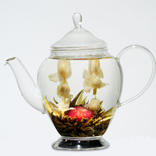 20 kinds blossom flower tea, Display tea, Flowering Tea, A2CK04,Free Shipping