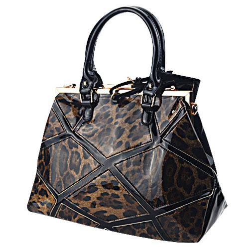 women bags bolsos mujer de marca famosa 2015 doctor frame handbag bolsas femininas couro leopard vintage bag  fashion handbags