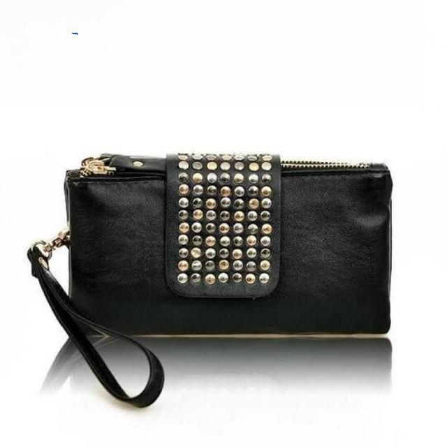 2016 HOT SALE!!! High Quality PU Leather Wallet Coin Purse Clutch Designer Luxury womens clutches women evening bags KJG-FQ3593<br><br>Aliexpress