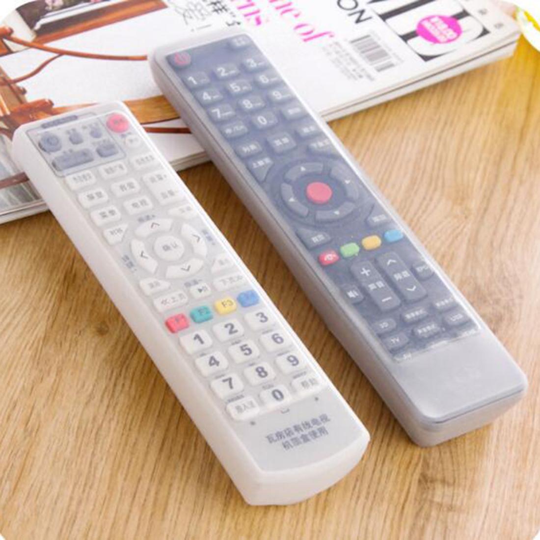 Big Venda Sacos De Armazenamento Organizador Titular Controle Remoto da TV Tampa Protetora Contra Poeira Casa Item Engrenagem Coisas Acessórios Suprimentos(China (Mainland))