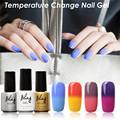 Nail Polish Temperature Change Nail Color UV Gel Nail Polishs Gradient For Nail Gels Polish Gel