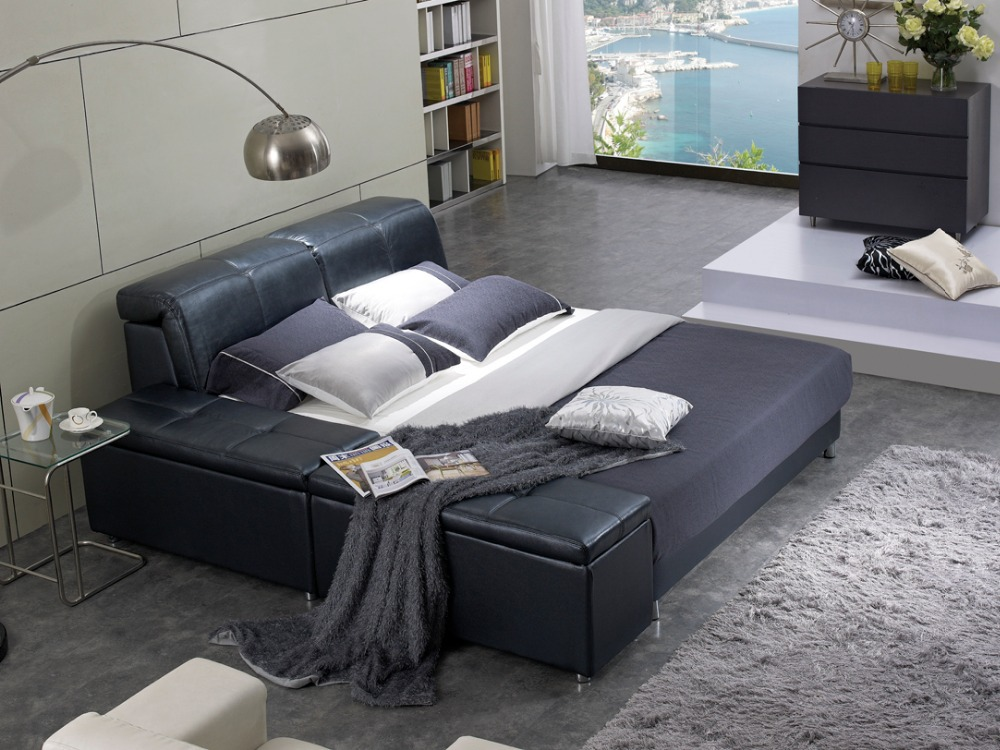 2015 modern bedroom furniture py c139 in beds from