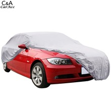 2016 New Car for protection cover Fashion Stormproof And Waterproof Grey Car Cover For Jeep Fast shipping US68(China (Mainland))