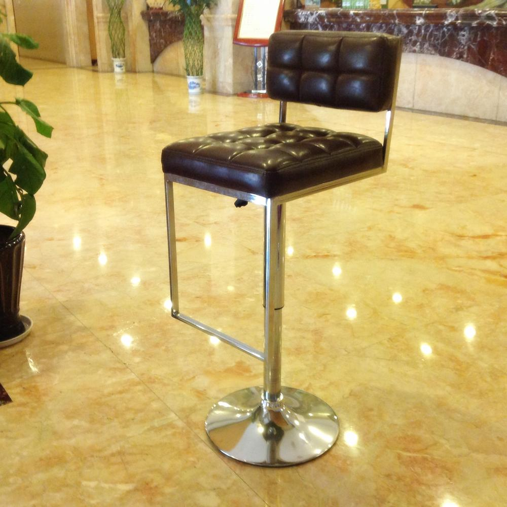 Furniture half of the rotating bar stool high black home office swivel chair stylish simplicity<br><br>Aliexpress