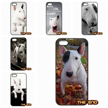 Lenovo Lemon K3 K4 K5 Note A2010 A6000 S850 A708T A7000 A7010 bull terrier dog puppies Plastic Black Phone Cover Case - New Cases store