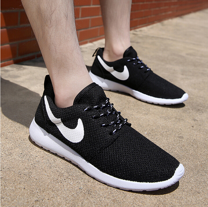 2015 Brand Sneakers Men Fashion Mesh Footwear Men shoes Casual Summer Sport Running Shoes Huarache Sneakers Espadrilles(China (Mainland))