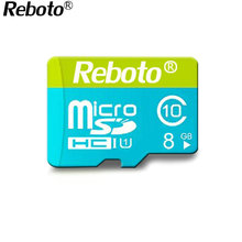 Buy Reboto Promotion Memory card micro sd card 4GB micro sd 8GB mini sd card Transflash USB memory TF card For Boy Gift for $1.09 in AliExpress store